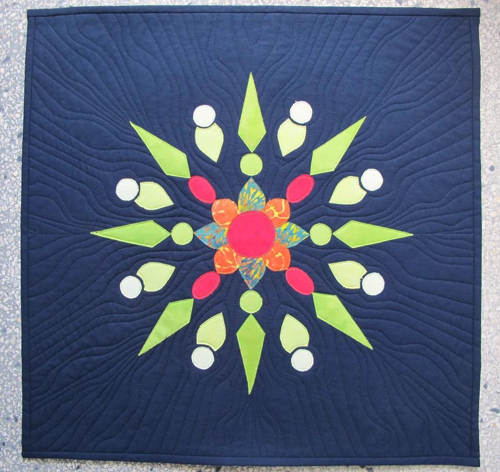 Mandala finished
