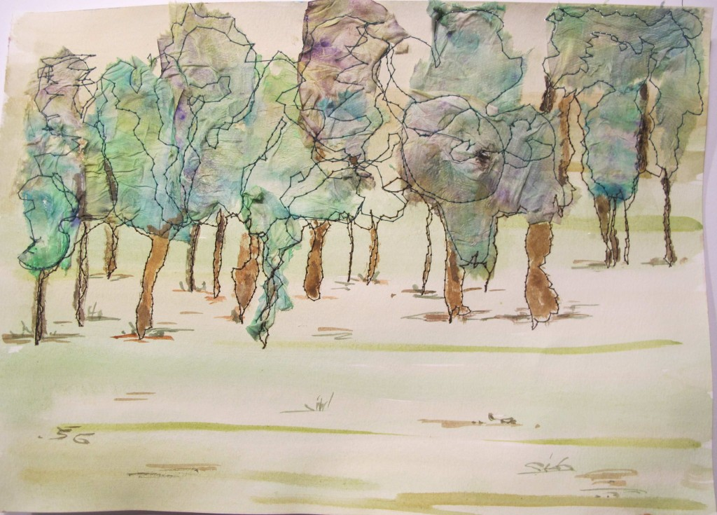 Thema Wald