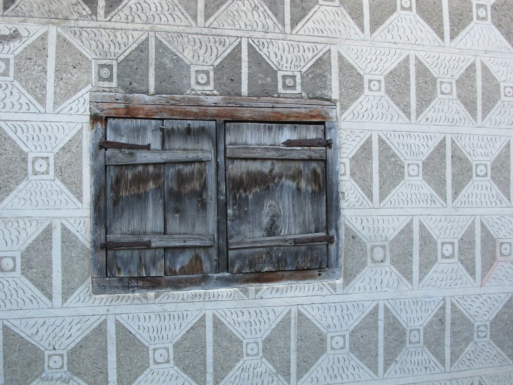 Fenster Andeer